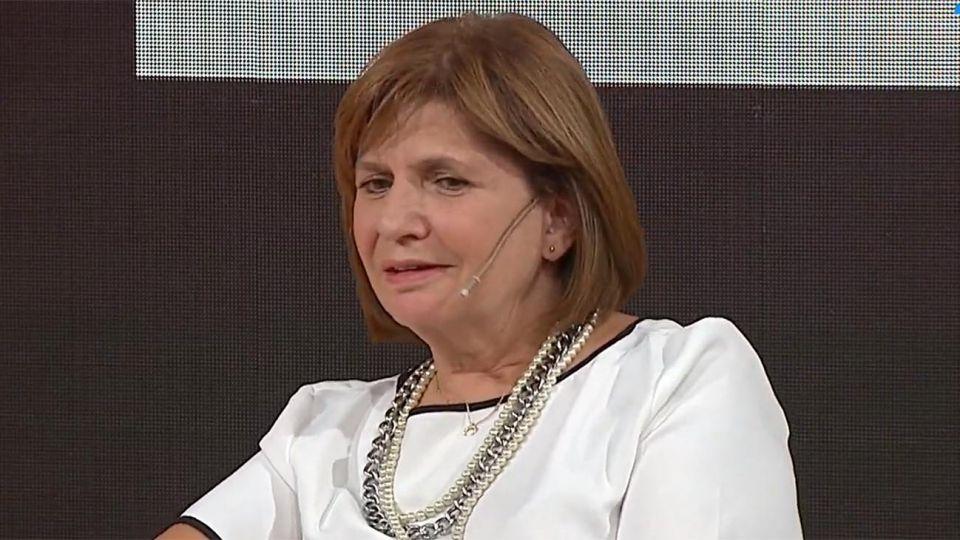 La ironía de Patricia Bullrich a Alberto Fernández por el caso Lázaro Báez: «¿Esto también es una payasada?»