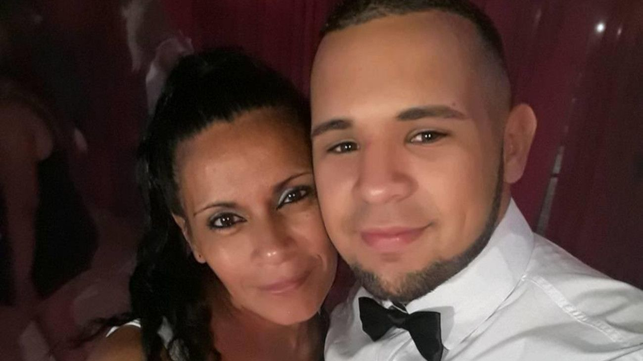 Rodrigo Ruiz, el joven de 31 años que fue asesinado delante de su mujer.
