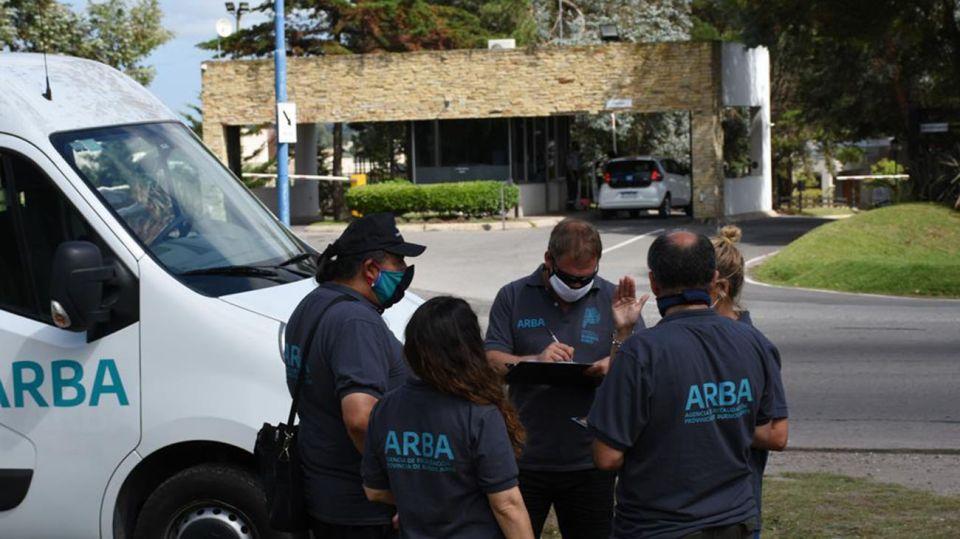operativo de ARBA en la costa atlántica 20210127