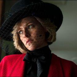 Así luce Kristen Stewart como Lady Di