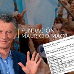 Fundación Mauricio Macri | Foto:cedoc
