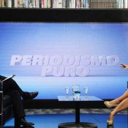Jorge Fontevecchia entrevista a la ministra de Justicia de la Nación Marcela Losardo.