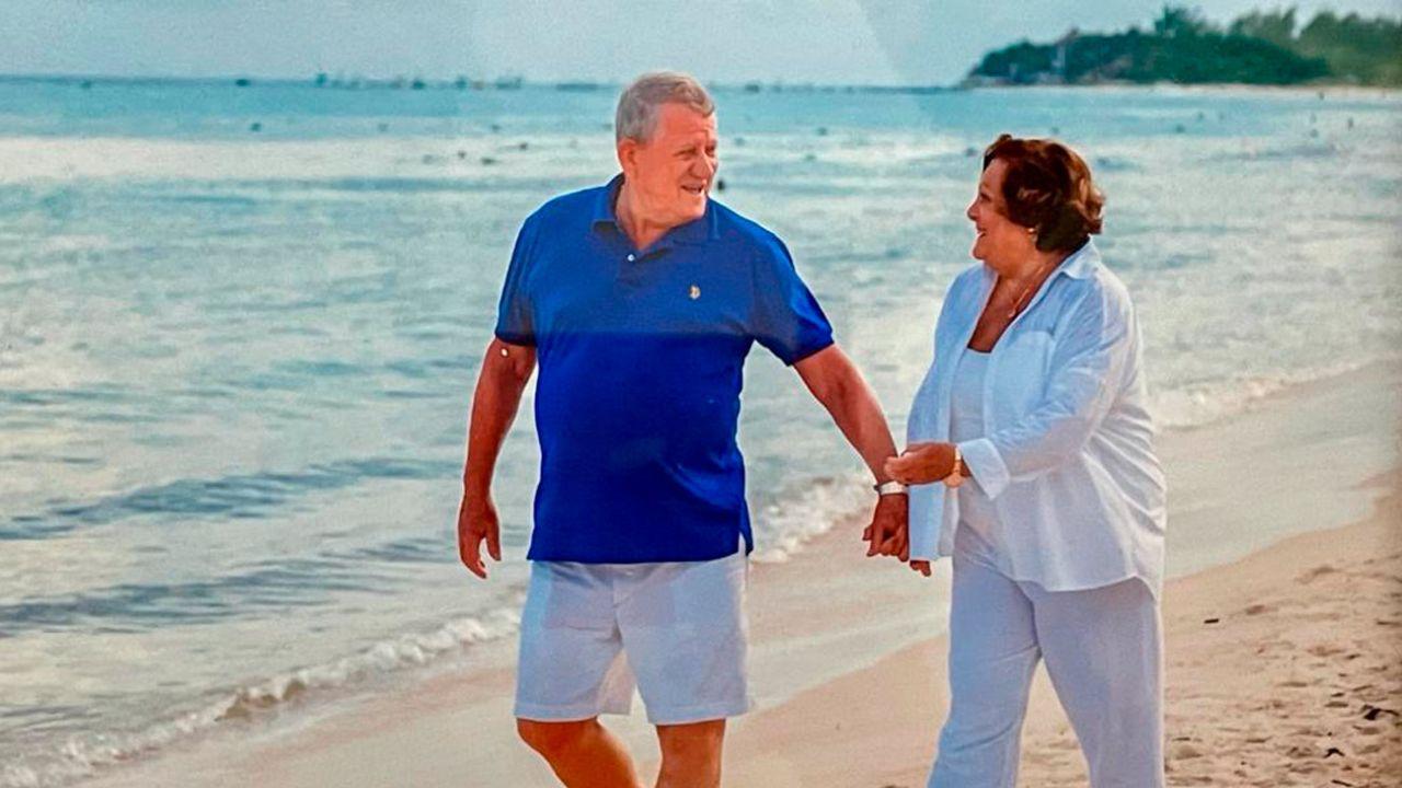 El matrimonio falleció a días de cumplir 52 años de casados   Foto:cedoc