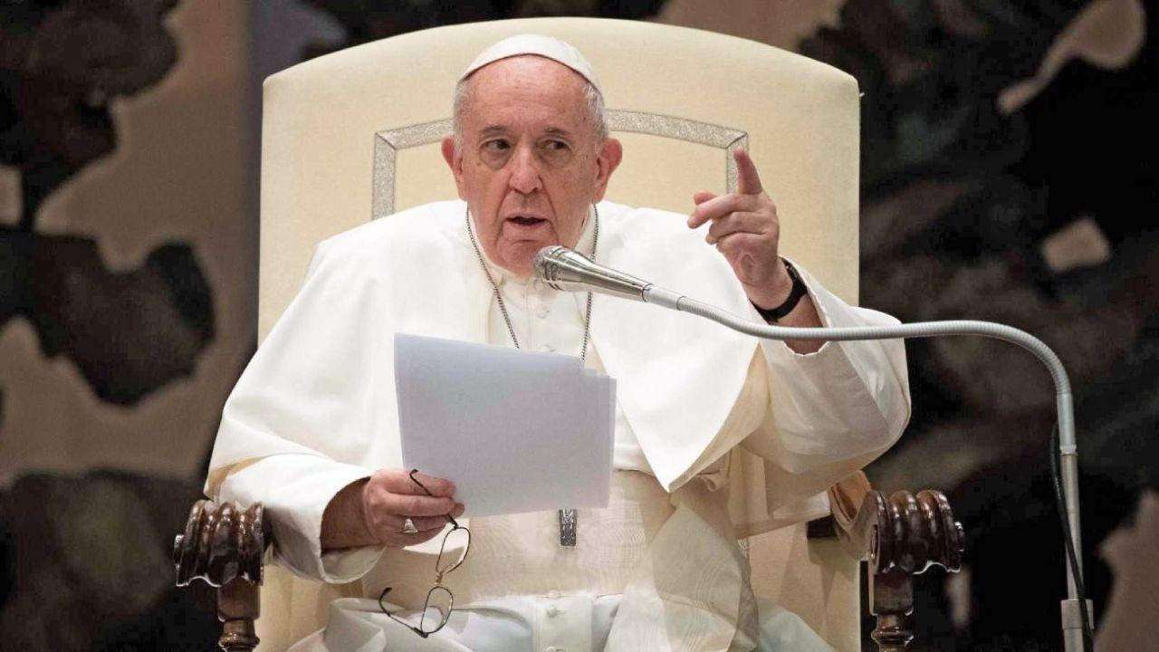 El Papa Francisco se refirió al Holocausto judío.  | Foto:CEDOC