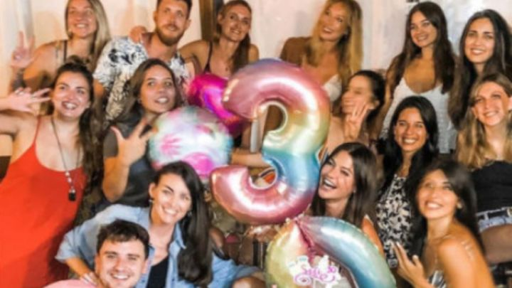 """""""Jujuy"""" Jiménez respondió a las acusaciones sobre su cumpleaños con amigos"""