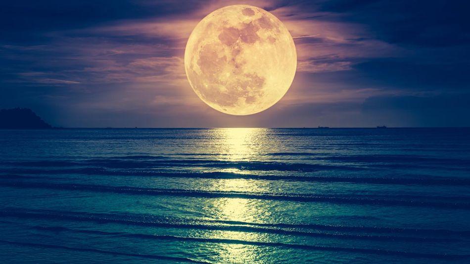 Luna llena 20210127