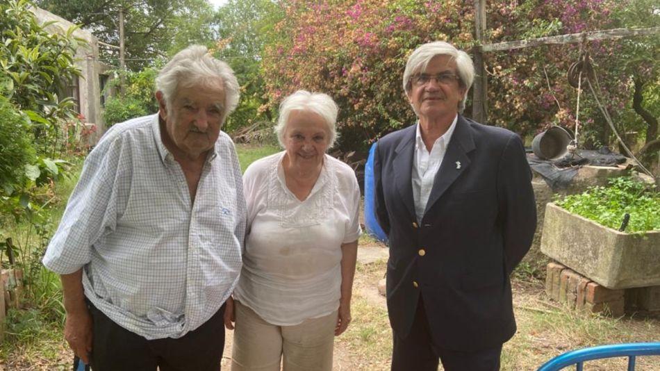 uruguay Alberto Iribarne Pepe Mujica Lucía Topolansky g_20210127