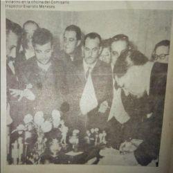 Pocos conocían a Villarino en esa época. Para muchos era un completo desconocido.