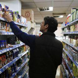 Ventas en supermercados.