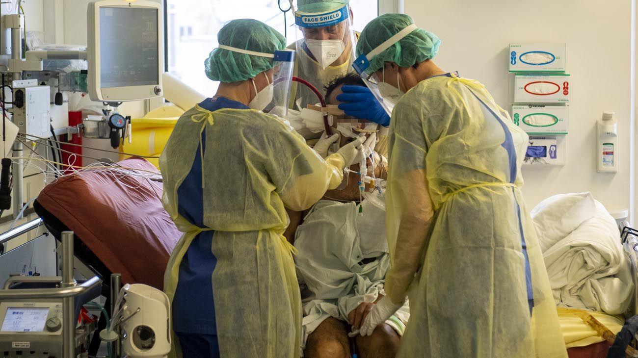 Pandemia de Coronavirus en Alemania