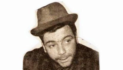 El 1 de abril de 1950 fue condenado por primera vez a dos meses de prisión condicional.