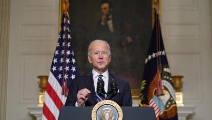 Joe Biden presidente de Estados Unidos