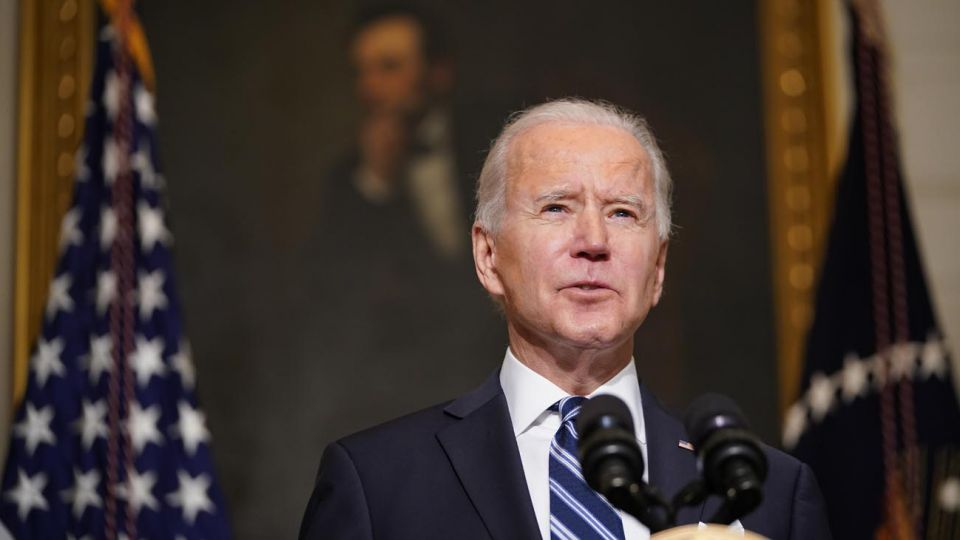 Joe Biden presidente de Estados Unidos