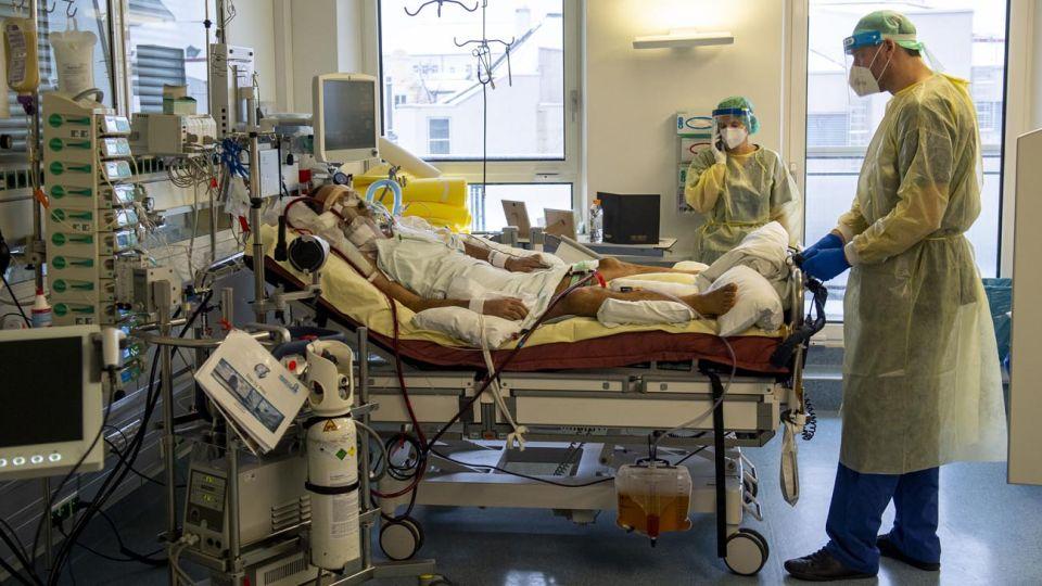 Pandemia de coronavirus en Alemania 20210128