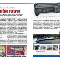 Nos adentramos en la historia de la Llama Pressin, una extraña pistola creada en los 70 para ser llevada de forma disimulada.