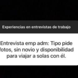 Historias de acoso laboral 3 | Foto:Cedoc.