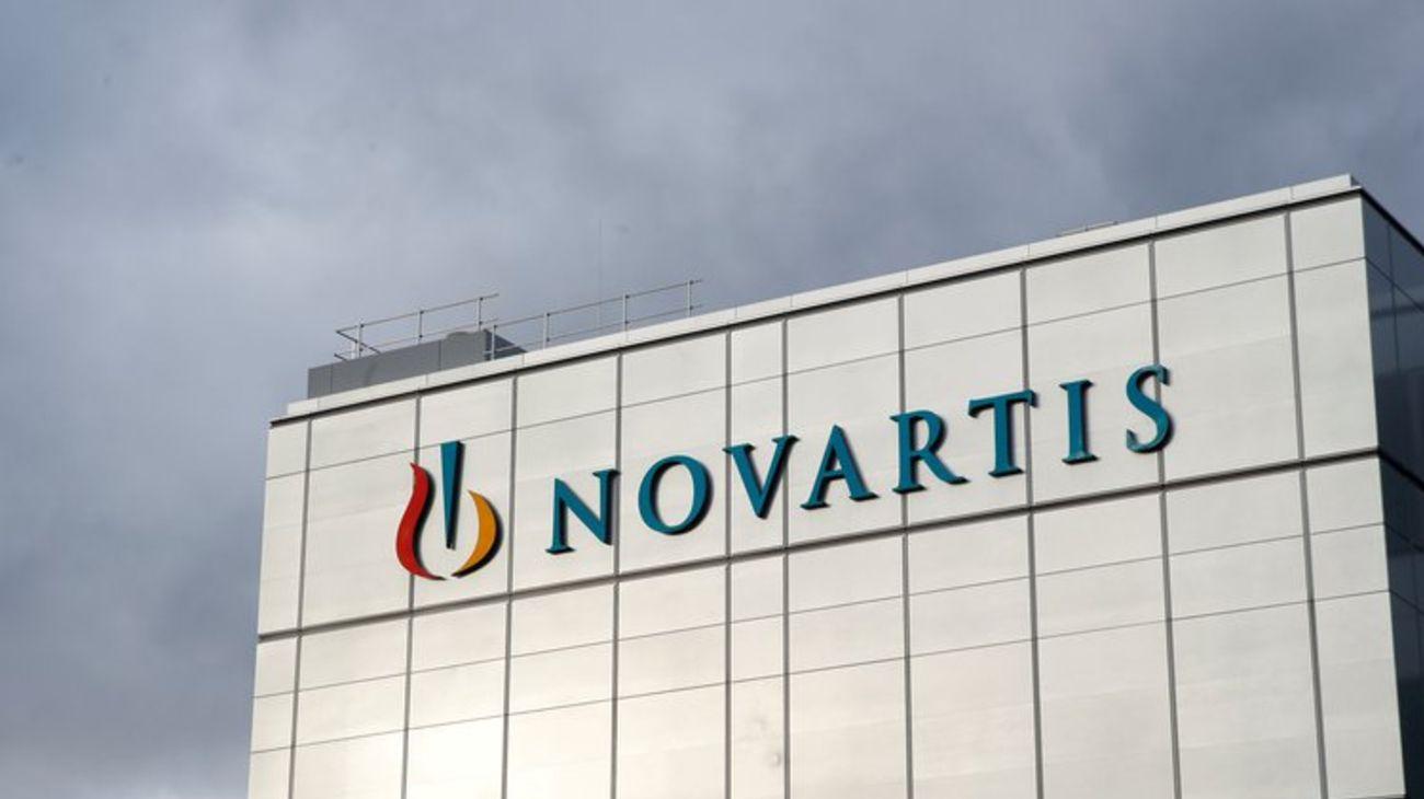 La empresa suiza especializada en biotecnología, Novartis.