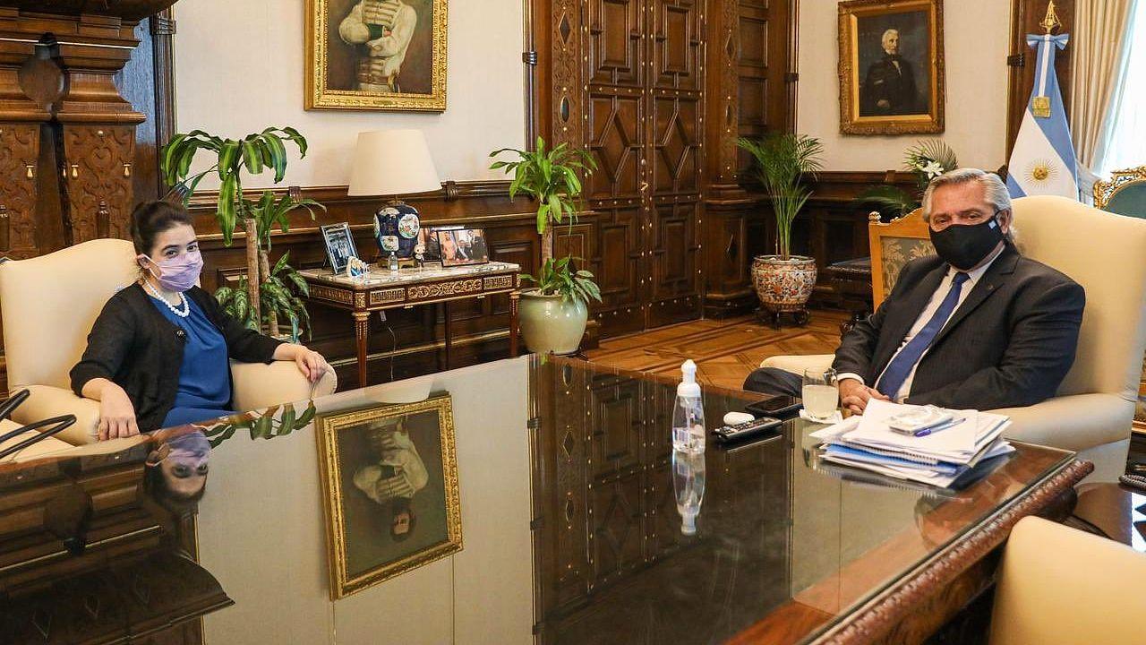 Verónica Gómez será propuesta por Argentina para cubrir la vacante.