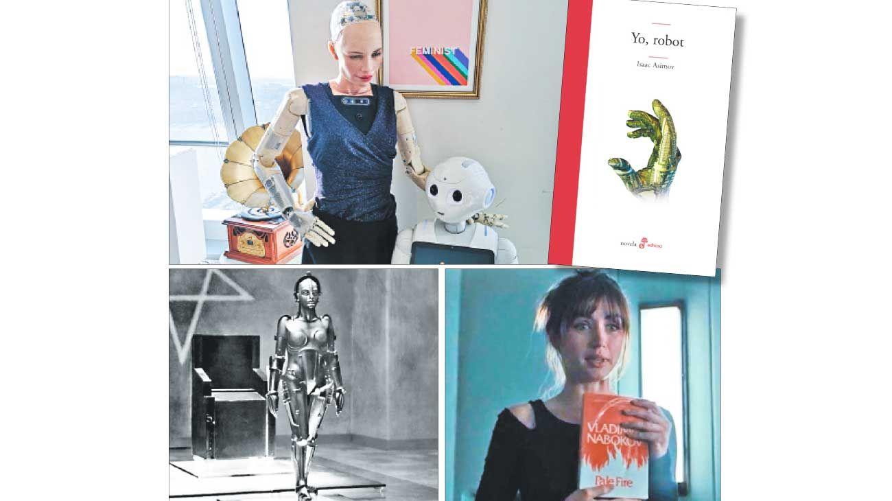 Presagios. El modelo de robot Sophia se fabricará a gran escala. La ficción hecha ciencia: Metrópolis de Fritz Lang, Yo, robot de Asimov y Blade Runner 2049 de Villeneuve.