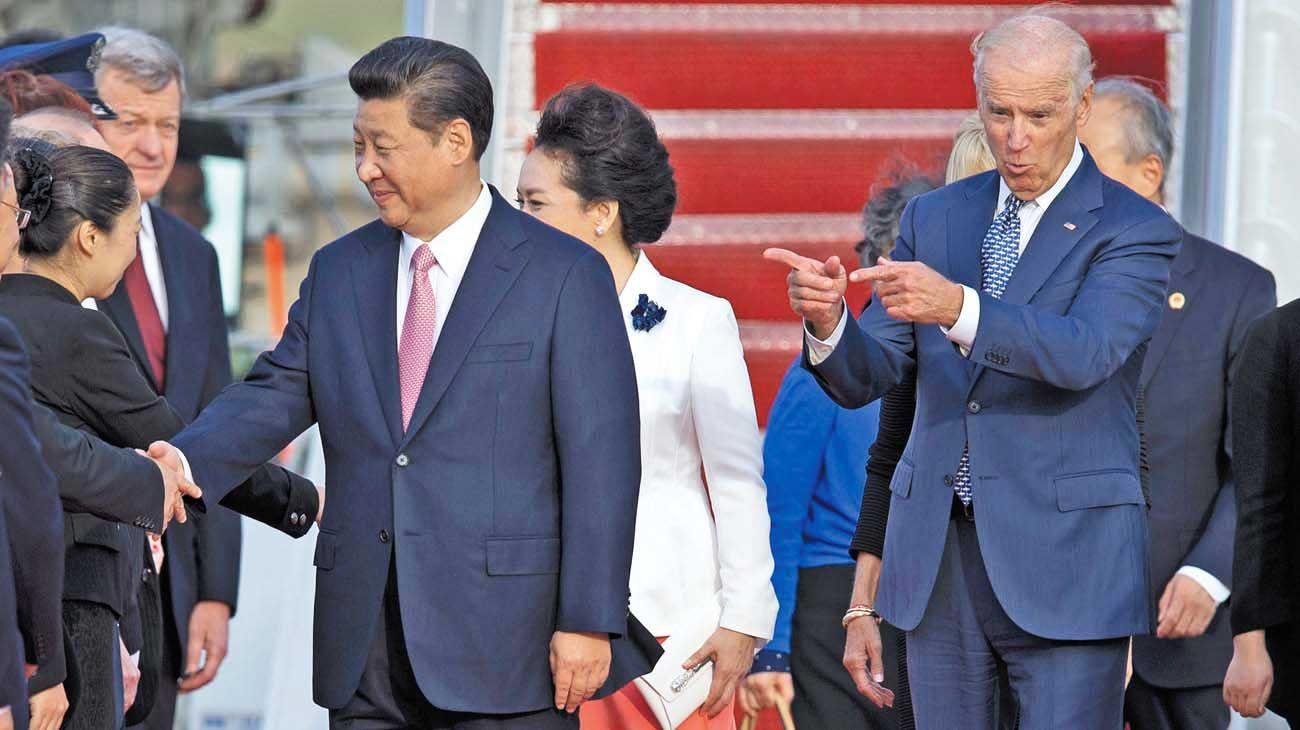 Xi y Joe. Nuestros países deberán posicionarse ante la disputa hegemónica entre China y Estados Unidos, que también se libra aquí.