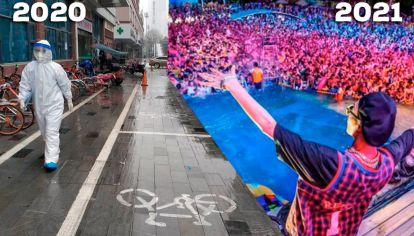 Wuhan: entre el origen del Covid-19 y la superación la pandemia
