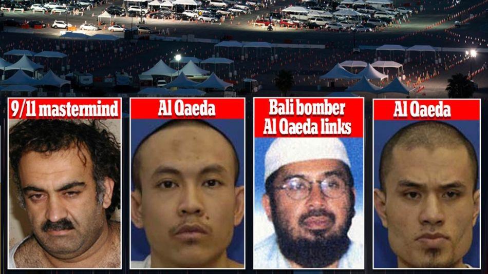 Estados Unidos vacunará presos Guantánamo atentado torres gemelas g_20210130