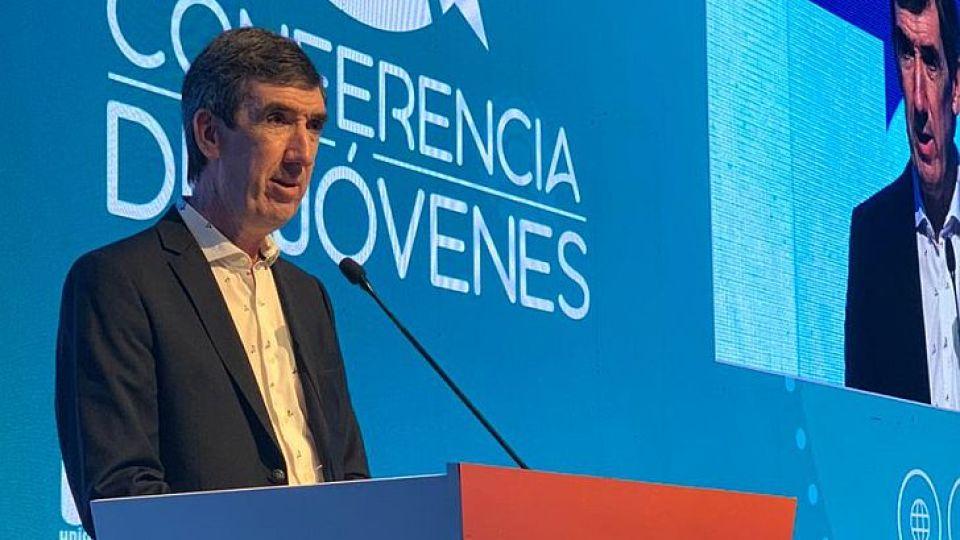 """URIBARREN. """"¿Argentina podrá ser un país competitivo o vamos a estar fuera de competencia siempre?"""", se pregunta el presidente de la UIC."""