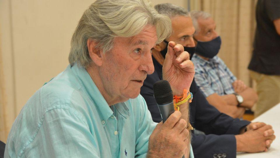 Por la vuelta. Armando Pérez intenta regresar a la conducción de Belgrano. Allí gobernó durante 12 años como gerenciador y presidente.