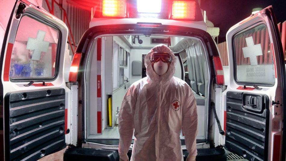 coronavirus ambulancia