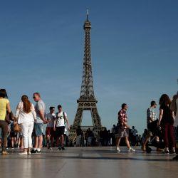 Aunque parezca mentira, la zona de la Torre Eiffel es una de las más inseguras del centro parisino.