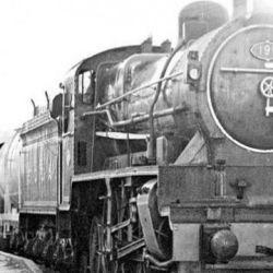 La locomotora a vapor  M.1 que unió Buenos Aires con Rosario fue fabricada por una empresa inglesa.r