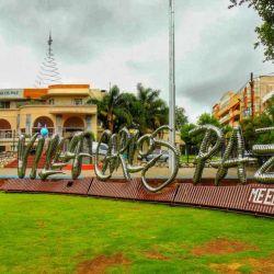 La siempre bella ciudad cordobesa de Villa Carlos Paz aparece en el quinto lugar del podio.