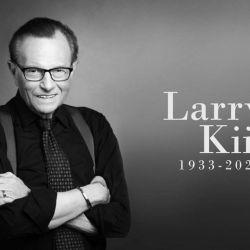 Larry King   Foto:instagram