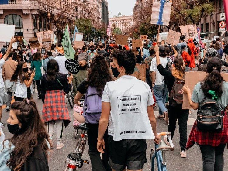 #LeyDeHumedalesYa es un reclamo que hace años piden las organizaciones ambientalistas.