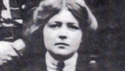 Violet Mary Firth