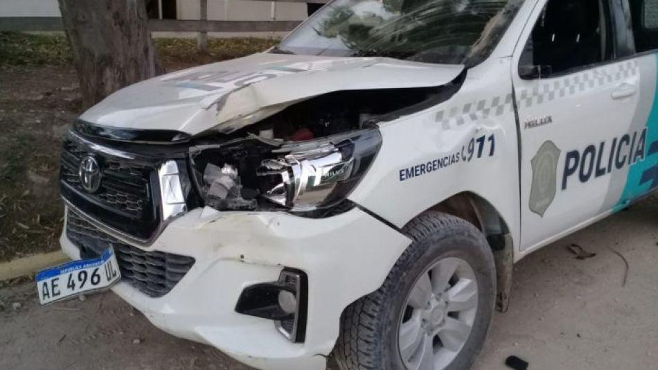 Furia en Reta: Disparos al aire, enfrentamientos y destrozos en la comisaría