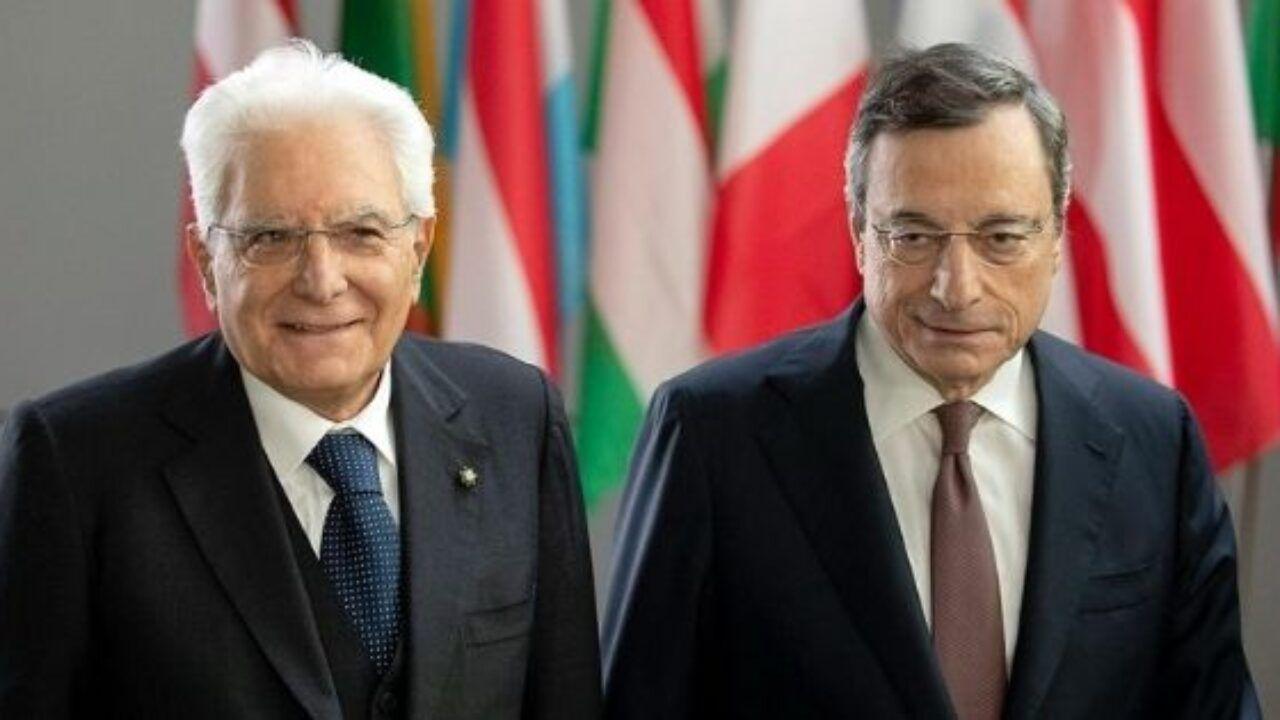 El presidente y el economista al que le pedirá formar gobierno.