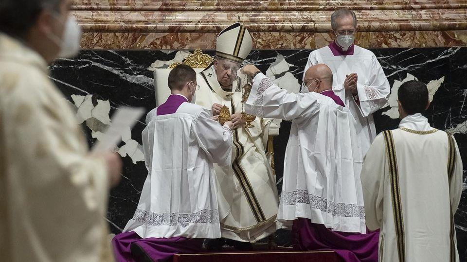 El Papa Francisco 20210202