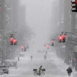 Esperan nevadas que superarán los 50 centímetros de nieve acumulada.