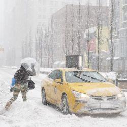 El calentamiento global está ocasionando estos curiosos fenómenos climáticos a lo largo de todo el mundo.