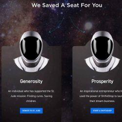 Todo apunta a que SpaceX será la empresa pionera en los vuelos espaciales comerciales.