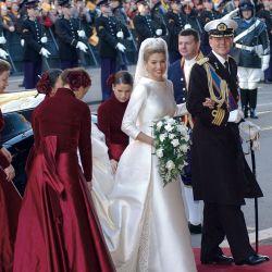 Máxima y Guillermo 19 años de casados: La historia del vestido Valentino que recorrió el mundo