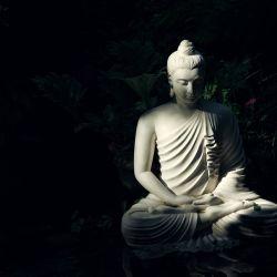 Significado de las poses de Buda