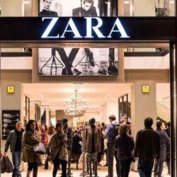 """Zara se despide de sus empleados y apuesta a las """"cajas"""" sin humanos."""