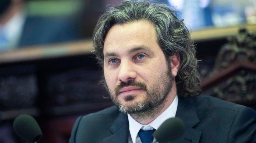 Santiago Cafiero.