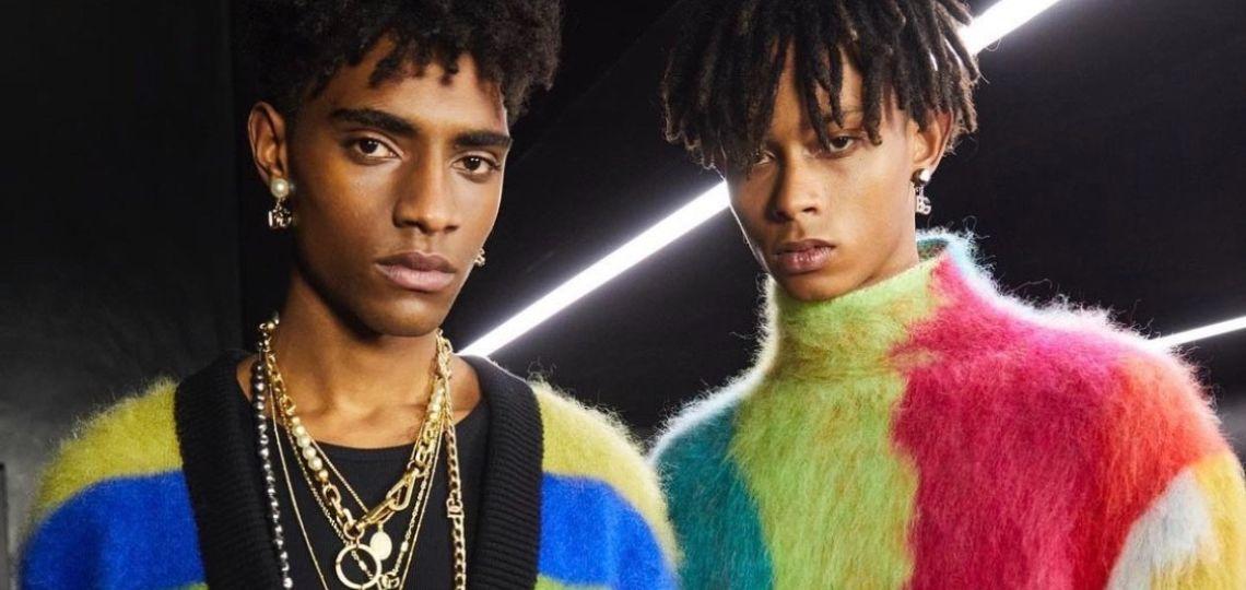 Dolce & Gabbana y una colección pensada para los hombres del futuro