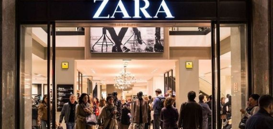 """Se despide de sus empleados: Zara generó polémica por sus """"cajas"""" sin humanos"""