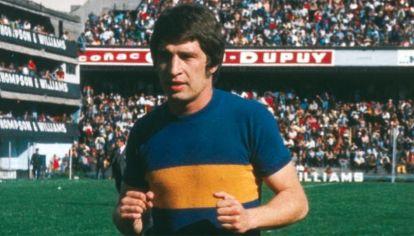 Carlos María García Cambón le marcó 4 goles a River Plate en su debut en Boca Juniors