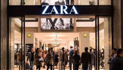 """Zara se despide de sus empleados: polémica por sus """"cajas"""" sin humanos"""