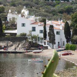 La residencia de Salvador Dalí en Port Lligat. Foto: Andreas Drouve/dpa